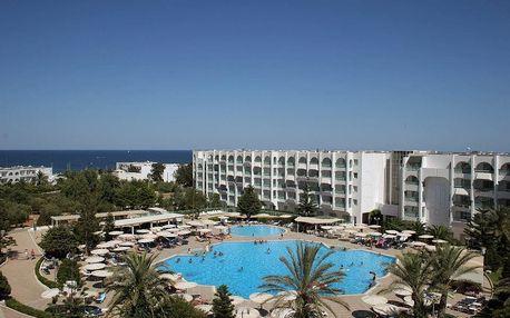 Tunisko - Port El Kantaoui na 8 dní, polopenze s dopravou letecky z Prahy nebo Ostravy