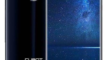 CUBOT X18 Dual SIM (PH3638) modrý