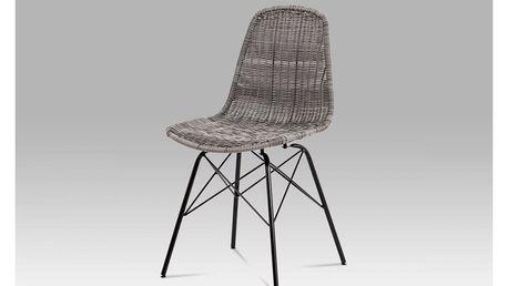 Jídelní židle SF-822 GREY Autronic