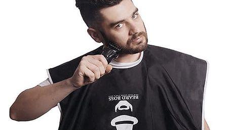 Zachytávač vousů Beardboss v černé nebo bílé barvě