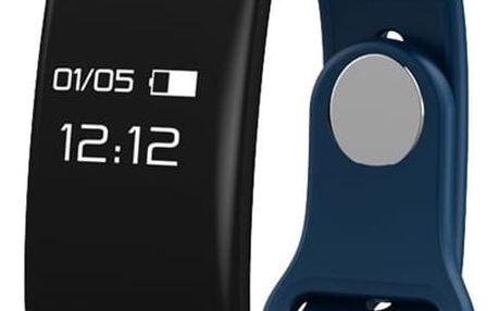 Fitness náramek CUBE 1 H30 modrý