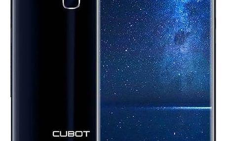 Cubot X18, Dual SIM, LTE, 32 GB, 3GB RAM, modrá