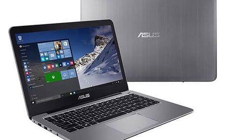 Asus VivoBook E403NA-FA049T (E403NA-FA049T) šedý