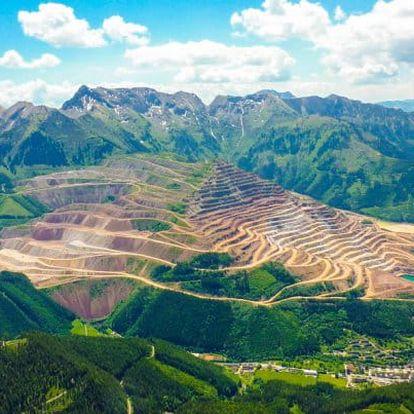 Krušné hory s polopenzí