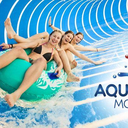 35% sleva na vstupenku do Aqualandu Moravia