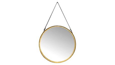 Nástěnné zrcadlo Kare Design Grip, 51,5 x 71,5 cm