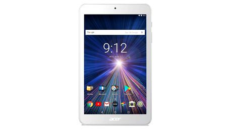 Dotykový tablet Acer Iconia One 8 (B1-870-K3F9) bílý + dárek (NT.LEREE.001)