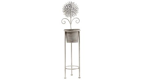 Květináč se stojanem Ego Dekor Gerbera, výška 70cm