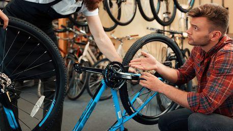 Kompletní servis jízdního kola