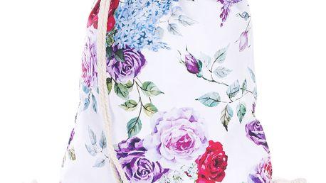 Fashion Icon Sportovní vak Rose růže