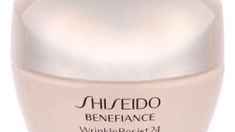 Shiseido Benefiance Wrinkle Resist 24 Day Cream SPF15 50 ml denní pleťový krém proti vráskám pro ženy