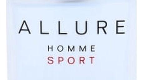 Chanel Allure Homme Sport 100 ml voda po holení pro muže