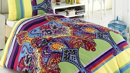 Night in Colours Bavlněné povlečení Orient