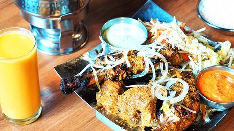 Otevřený voucher do restaurace Himalaya: 700 Kč
