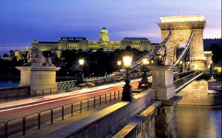 Relaxační pobyt s neomezeným vstupem do wellness ve 4* hotelu v Budapešti