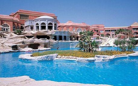Egypt - Sharm El Sheikh na 8 až 11 dní, all inclusive s dopravou letecky z Prahy