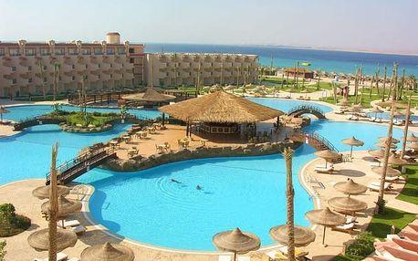 Egypt - Sahl Hasheesh na 8 dní, all inclusive s dopravou letecky z Prahy nebo Ostravy