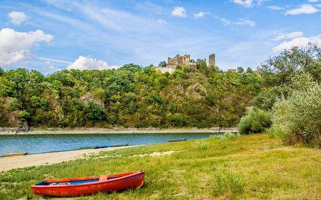 3–7 dní u Vranovské přehrady pro partu i rodinu