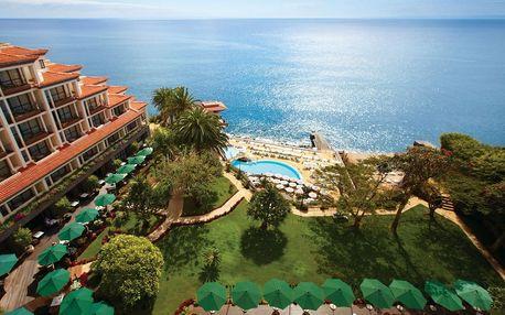 Madeira - Funchal na 6 dní, plná penze, polopenze nebo snídaně s dopravou letecky z Prahy