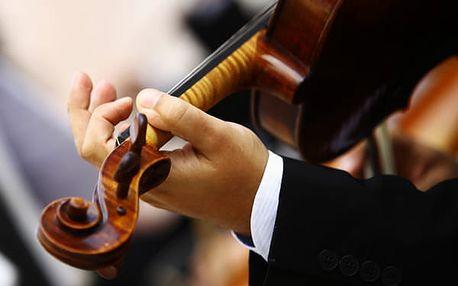 Exkluzivní koncert Mozarta & Vivaldiho v Obecním domě. Vstupenka pro 1 osobu na koncert.
