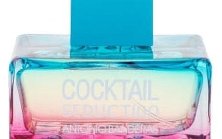 Antonio Banderas Cocktail Seduction Blue 100 ml toaletní voda pro ženy