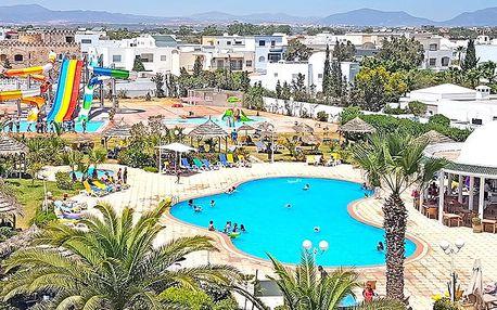 Tunisko - Yasmine Hammamet na 11 až 15 dní, all inclusive s dopravou letecky z Brna