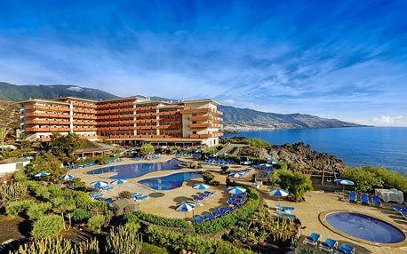 Kanárské ostrovy - La Palma na 12 dní, polopenze s dopravou letecky z Prahy