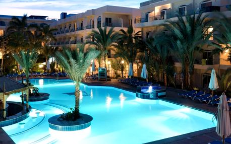 Egypt - Hurghada na 8 až 22 dní, all inclusive s dopravou letecky z Prahy nebo Ostravy