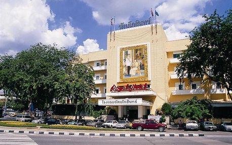 Thajsko - Bangkok na 6 až 9 dní, snídaně s dopravou letecky z Prahy