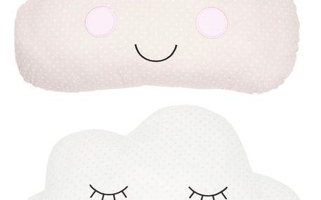 Sada 2 polštářů Sass & Belle Sweet Dreams, 30x24,5cm