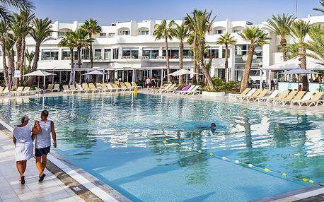 Tunisko - Djerba na 11 až 15 dní, all inclusive s dopravou letecky z Prahy nebo Brna