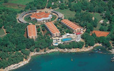 Chorvatsko - Istrie na 8 až 10 dní, all inclusive s dopravou autobusem nebo vlastní
