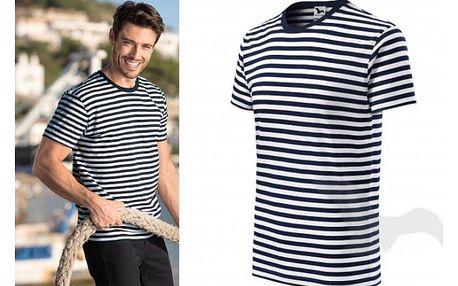 Námořnické bavlněné tričko Sailor
