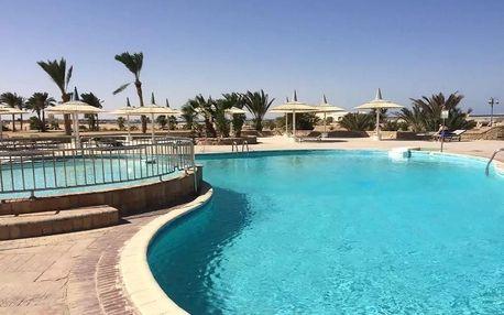 Egypt - Hurghada na 8 dní, all inclusive s dopravou letecky z Prahy nebo Brna
