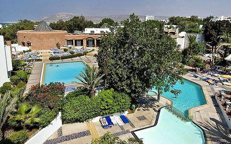 Maroko - Agadir na 8 dní, all inclusive s dopravou letecky z Prahy