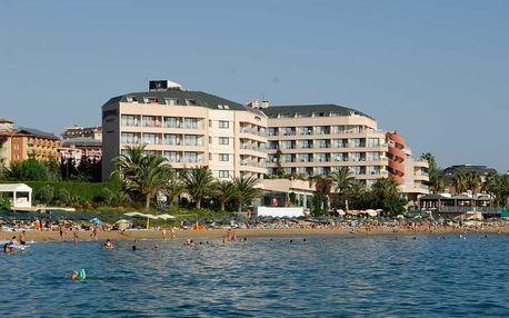 Turecko - Alanya na 8 až 12 dní, all inclusive s dopravou letecky z Prahy nebo Brna