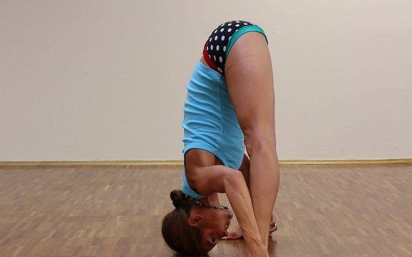 Yoga Blue ART