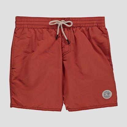 Boardshortky O´Neill PB VERT BOARDSHORTS Červená