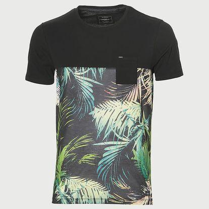 Tričko O´Neill Lm Aloha T-Shirt Černá