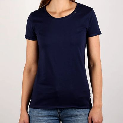 Tričko GAS Halis SH SP Modrá