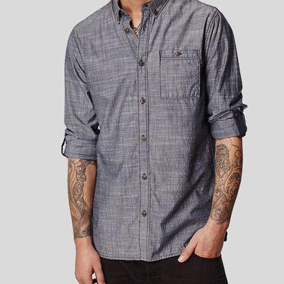Košile O´Neill LM NESS L/SLV SHIRT Modrá