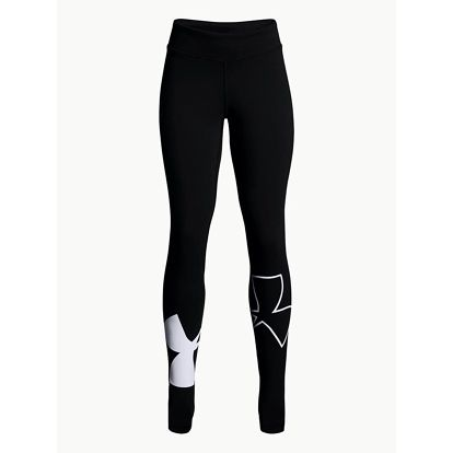 Legíny Under Armour Favorite Knit Legging Černá