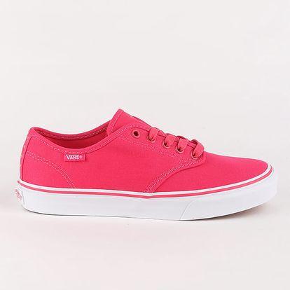 Boty Vans Wm Camden Stripe (Micro Eyele) Růžová