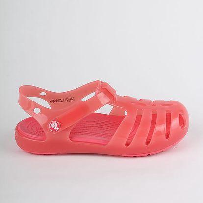 Sandály Crocs Isabella Sandal PS Růžová
