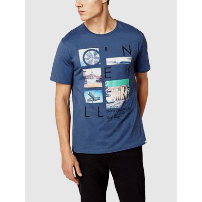Tričko O´Neill LM NEOS T-SHIRT Modrá