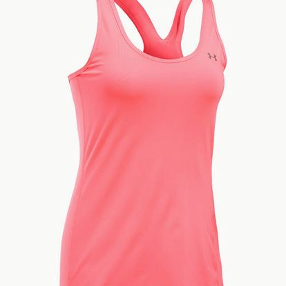 Tílko Under Armour Heatgear Racer Tank Růžová