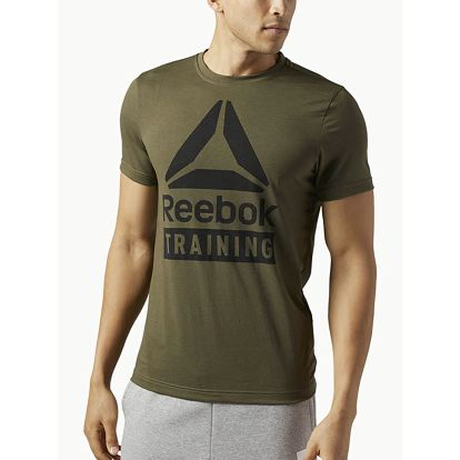 Tričko Reebok Training Speedwick Zelená