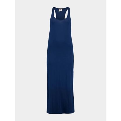 Šaty O´Neill LW JACKS BASE MAXI DRESS Modrá