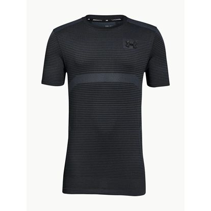 Tričko Under Armour X Level SeamleSS T Černá