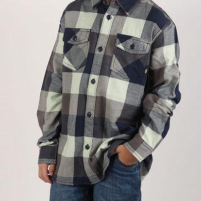 Košile Vans By Box Flannel Boys Ambrosia Barevná